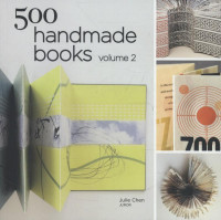 500 Handmade Books (Volume 2)