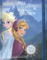Anna en Elsa's geheim