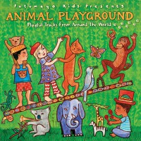 Animal Playground : Playful Tracks from Around the World