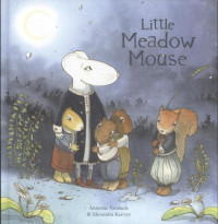Little meadow mouse