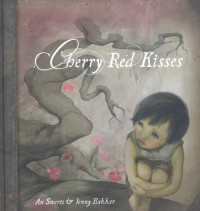 Cherry red kisses