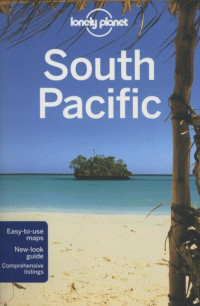 Lonely Planet Multi-country Guide South Pacific dr 5