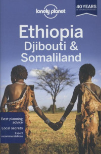 Lonely Planet Ethiopia, Djibouti & Somaliland dr 5