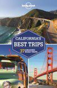 Lonely Planet California's Best Trips dr 2