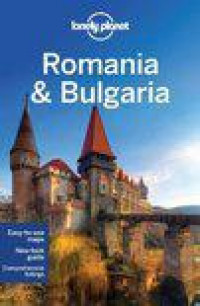 Lonely Planet Romania and Bulgaria dr 6