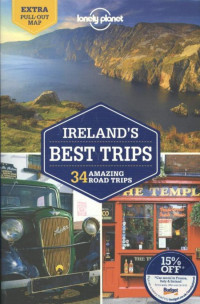 Lonely Planet Ireland's Best Trips dr 1