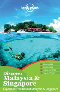 Lonely Planet Discover Malaysia & Singapore dr 1