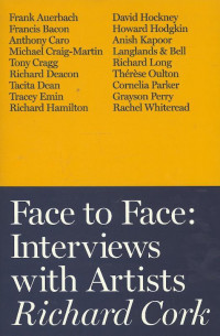 Face to Face. Interviews with artists