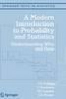A modern introduction to probability & statistics