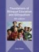 Foundations of bilingual education and bilingualism 4th edition