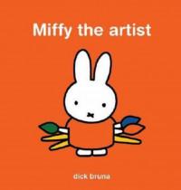 Miffy, the artist