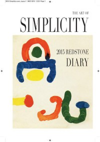 REDSTONE DIARY 2015: THE ART OF SIMPLICITY