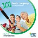 De 101 beste campings voor een visvakantie 2014