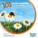 De 101 beste campings voor natuurliefhebbers 2014