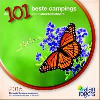 De 101 beste campings voor natuurliefhebbers 2015