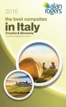 2016 - THE BEST CAMPSITES IN ITALY, CROATIA & SLOVENIA 2016