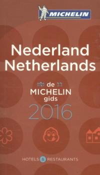 Michelingids Nederland 2016