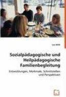 Sozialpädagogische und Heilpädagogische Familienbegleitung