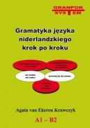 Gramatyka jezyka niderlandzkiego krok po kroku Nederlandse grammatica voor Poolstaligen