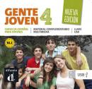 Gente joven 4 nueva edición - usb-stick