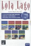 Lola Lago detective - Pack Colección