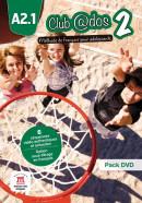 Club@dos 2 - Pack DVD
