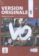 Version originale, méthode de français pour grands adolescents et adultes, A1. Guide pédagogique