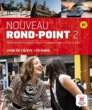 Nouveau Rond-Point 2 - Livre de l'élève + CD