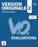 Version Originale 2 - Les évaluations + CD-Rom