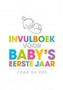 Invulboek voor baby's eerste jaar
