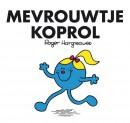 Mevrouwtje Koprol set 4 ex.