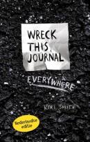 Wreck this journal everywhere - Nederlandse editie
