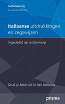 Italiaanse uitdrukkingen en zegswijzen ingedeeld op onderwerp