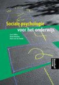 Sociale psychologie voor het onderwijs