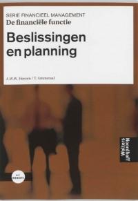 Financieel Management Beslissingen en planning