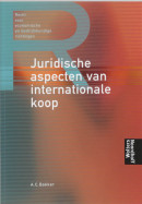 Juridische aspecten van internationale koop / druk 1
