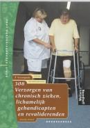 Gezondheidszorg Logo Verzorgende 308 Verzorgen van chronisch zieken, lichamelijk gehandicapten en revaliderenden Bronnenboek