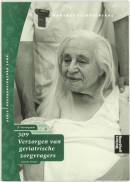 Gezondheidszorg Logo Verzorgen van geriatrische zorgvragers 3 verzorgende