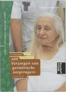 Gezondheidszorg Logo Verzorgende 309 Verzorgen van geriatrische zorgvragers Bronnenboek