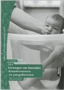 Gezondheidszorg Logo Verzorgen van barenden kraamvrouwen en pasgeborenen 3 311 Verzorgende Instructiemateriaal