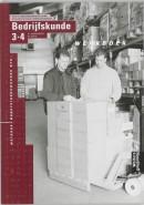 4DBV Bedrijfskunde 3-4 Werkboek