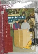 4BDV Bedrijfskunde 3-4 Theorieboek werkboek