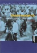 Deskresearch (op zoek naar informatie uit bestaand materiaal)