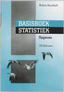 Basisboek statistiek opgaven