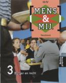 Mens & maatschappij 3 burger en recht tekstboek