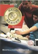 Geld & beroep Bestellingen/offertes niveau III/IV Werkboek