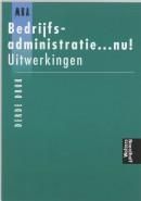Bedrijfsadministratie nu, uitwerkingen 3e druk