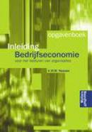 Inleiding bedrijfseconomie Opgaven