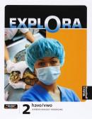 Explora-reeks Explora 2 havo/vwo Leerboek