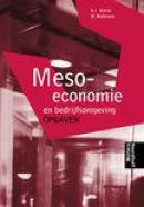 Meso economie en bedrijfsomgeving/opgaven